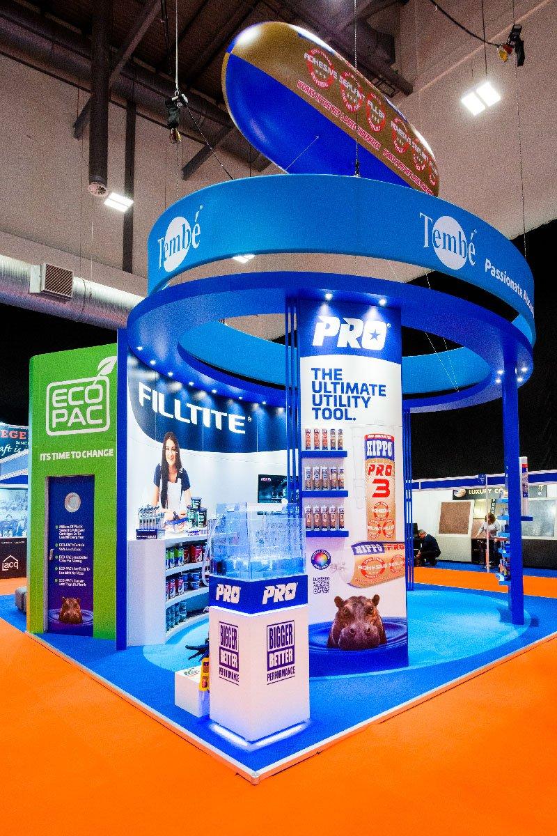 Exhibition Stand Graphic Design